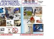 SOS Reparaciones y Mantenimiento