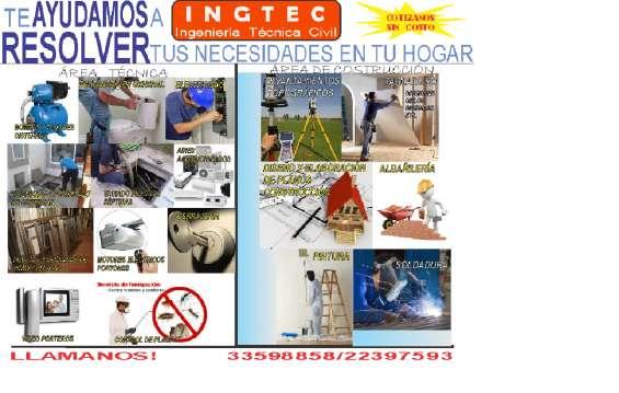 Ingtec ingeniería técnica civil