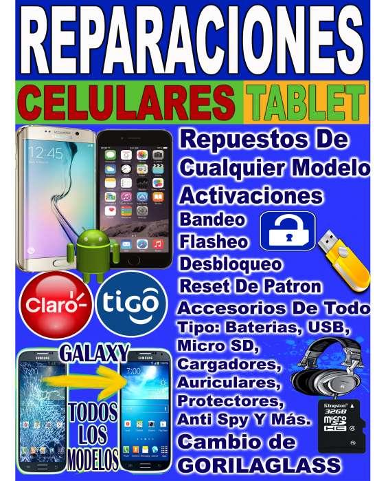 Celulares reparaciones